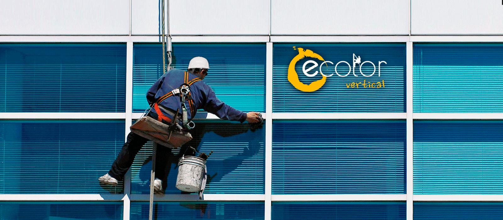 Ecolor: Trabajos verticales